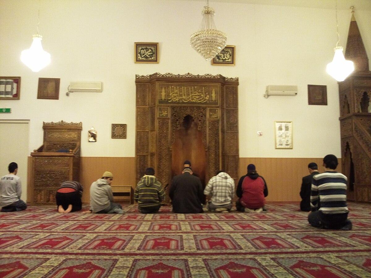 Moskee - Wikipedia