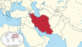 Iran in its region.svg
