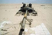 Iraqi T-62