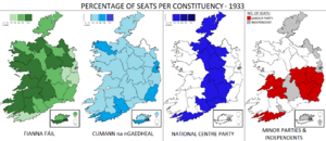 Irish general election, 1933 - Image: Irish general election 1933