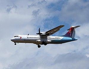 Island Air (Hawaii) - ATR 72 in 2014 livery