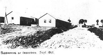 30th Bombardment Squadron - Issodun Aerodrome, France, September 1917