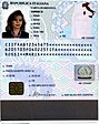 Italian electronic ID card (oldest).jpg