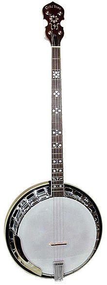 63681a13910 Banjo - Plectrum banjo from Gold Tone