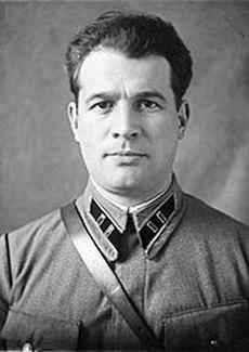 Ivan Chernyakhovsky Soviet military commander (1907-1945)