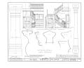 Ivy Hall, 1225 River Road, Piscataway, Middlesex County, NJ HABS NJ,12-NEBRU.V,3- (sheet 17 of 22).png