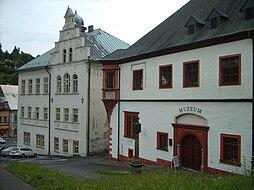 Jáchymov radnice muzeum.JPG