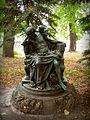 Jókai-kert, Anakreon szobor.jpg