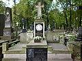 Józef Korzeniowski grób.JPG