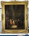 J.J. Eeckhout - Het huwelijk van Jacoba van Beieren, gravin van Holland, en Jan IV, hertog van Brabant, gesloten op - B308 - Cultural Heritage Agency of the Netherlands Art Collection.jpg