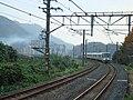 JR三郷駅にて - panoramio.jpg