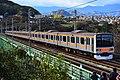 JR East 209-1000 series Chūō Main Line test run 20181120.jpg