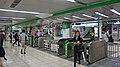JR Ikebukuro Station North Gates.jpg