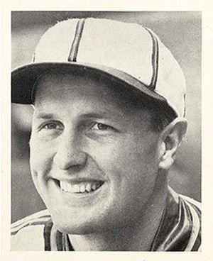 Jack Kramer (baseball) - Image: Jack Kramer Browns