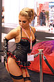 Jaelyn Fox at AVN Adult Entertainment Expo 2009.jpg