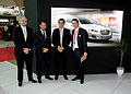 Jaguar Land Rover Reveal Latest Line-Up at 2013 Cairo International Motor Show (8432163166).jpg