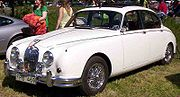 Jaguar Mark II 3,4-Litre Saloon 1966