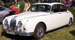 Jaguar mark 3