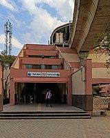 Jaipur 03-2016 36 Jaipur Metro.jpg