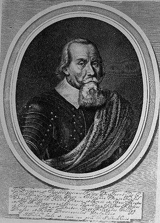 Battle of Bronnitsy - Image: Jakob delagardi