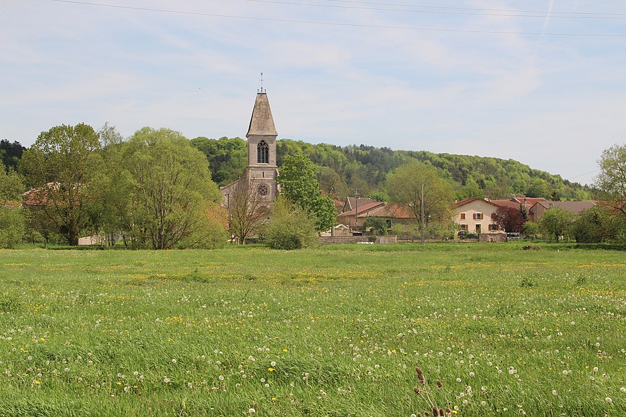 Jakobsweg by Niederkasseler   France - Sauvigny