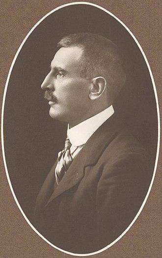James Whiteside McCay - Undated photo