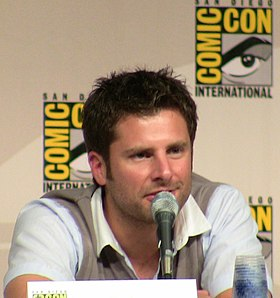 James Roday interprète Shawn Spencer