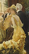 James Tissot - The Ball.jpg