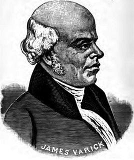James Varick American methodist bishop