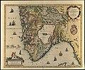 Jan Janssonius kart over Sør-Norge, 1644 (12284930254).jpg