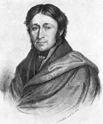 Jan Svatopluk Presl - Image: Jan Svatopluk Presl 1791 1849