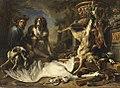 Jan Weenix - Jagdbeutestillleben mit Schwan - 779 - Bavarian State Painting Collections.jpg