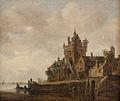 Jan van Goyen - Old Castle Gate in Nijmegen.jpg