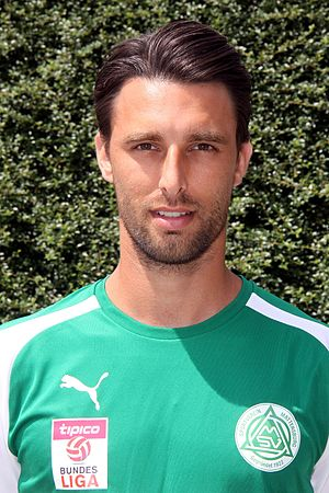 Jano (footballer, born 1986) - Jano with Mattersburg in 2015
