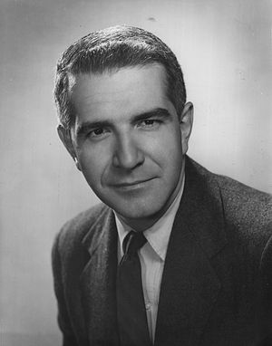 Harry Reasoner - Reasoner as an employee of the United States Information Agency