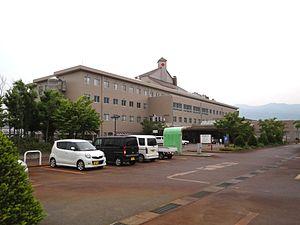 飯山赤十字病院's relation image
