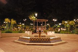 Pénjamo Place in Guanajuato, Mexico