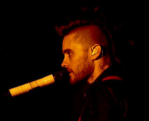 Into the Wild Tour - Leto performing A Modern Myth in Nottingham during the first show of the Into The Wild Tour