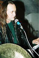 Jaroslav Erik Frič, club performance 01.jpg