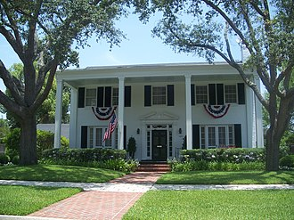 National Register of Historic Places listings in Duval County, Florida - Image: Jax FL Avondale HD01