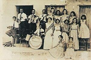 1951 in jazz - Image: Jazz Band Marinho
