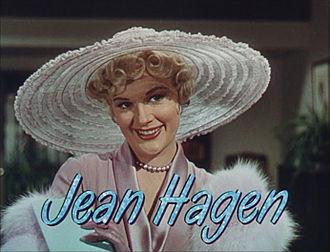 Jean Hagen - Hagen in Singin' in the Rain (1952)