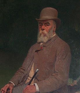Belgian painter and writer