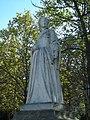 Jeanne d'Albret par Jean-Louis Brian, Jardin du Luxembourg.jpg