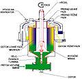 Jednostupňový odstředivý extraktor.jpg