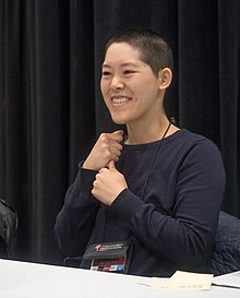 Jen Wang at BookExpo (05369).jpg