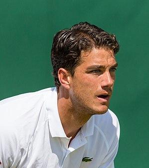 Jesse Huta Galung - Image: Jesse Huta Galung 2, 2015 Wimbledon Qualifying Diliff