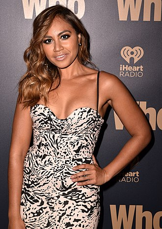 Jessica Mauboy - Mauboy at Who magazine's Sexiest People party in October 2014