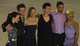 2012 World Figure Skating Championships - The winners