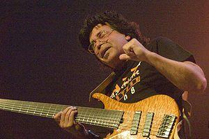 Jimmy Haslip - Haslip performing in 2008